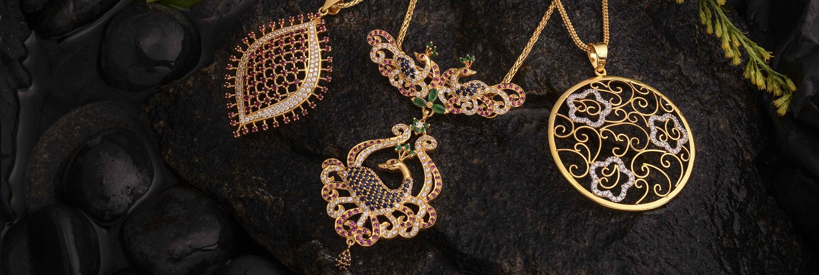 Nithyakalyani Jewellery | adahari.com