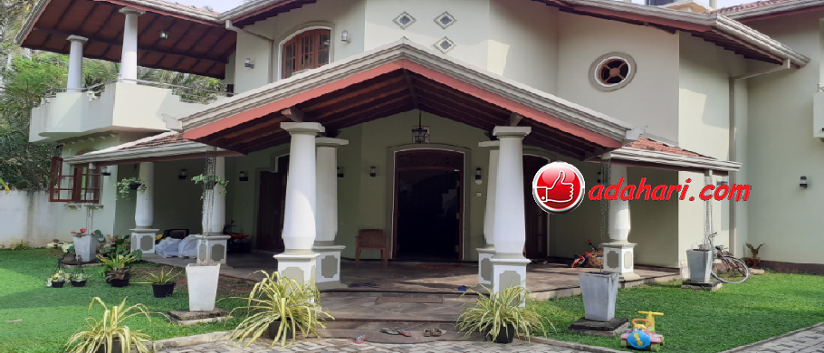 Four Bed Room House for Rent in Negombo